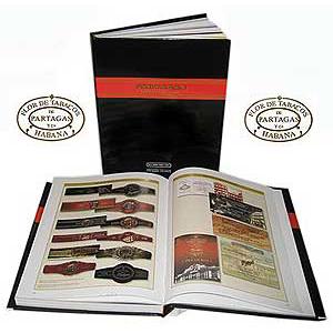 Partagas El Libro - The Book by Amir Saarony