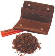 Hand-Rolling Tobacco Pouches