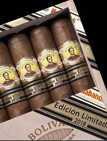Bolivar 'Soberanos' a 2018 Habanos Limited Edition released
