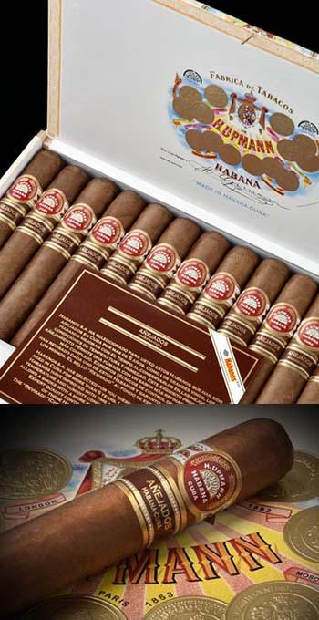 New H. Upmann Robusto Añejado (Aged Habanos) AVAILABLE !