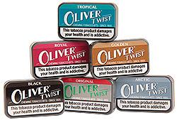 Oliver Twist Chewing Tobacco