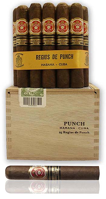 Punch Regios de Punch 2017 Limited Edition ARRIVED to London  !