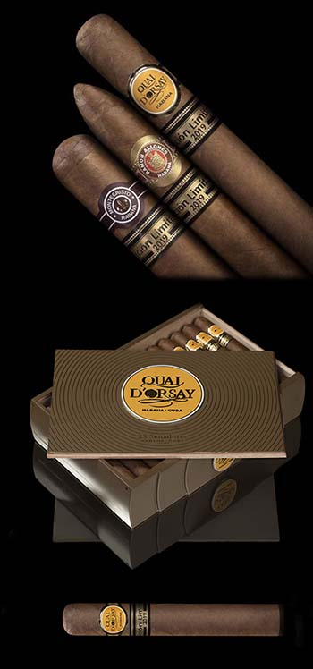 """Quai D'Orsay """"SENADORES"""" The Last of the 2019 Habanos Limited Edition RELEASED !"""