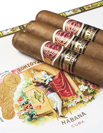 Romeo y Julieta 'Tacos'  The first 2018 Habanos Limited Edition released