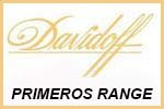 Davidoff Primeros Range